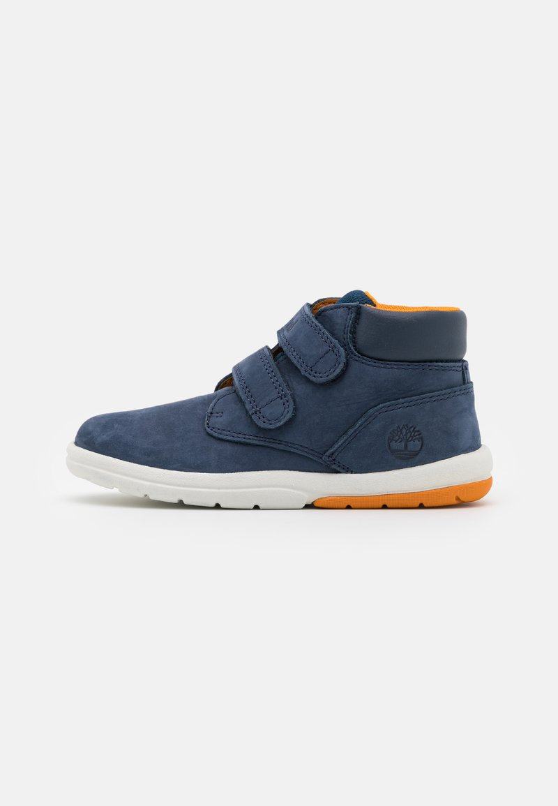 Timberland - TODDLE TRACKS - High-top trainers - navy