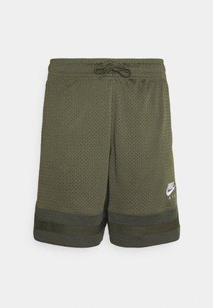 AIR SHORT - Shorts - medium olive/cargo khaki