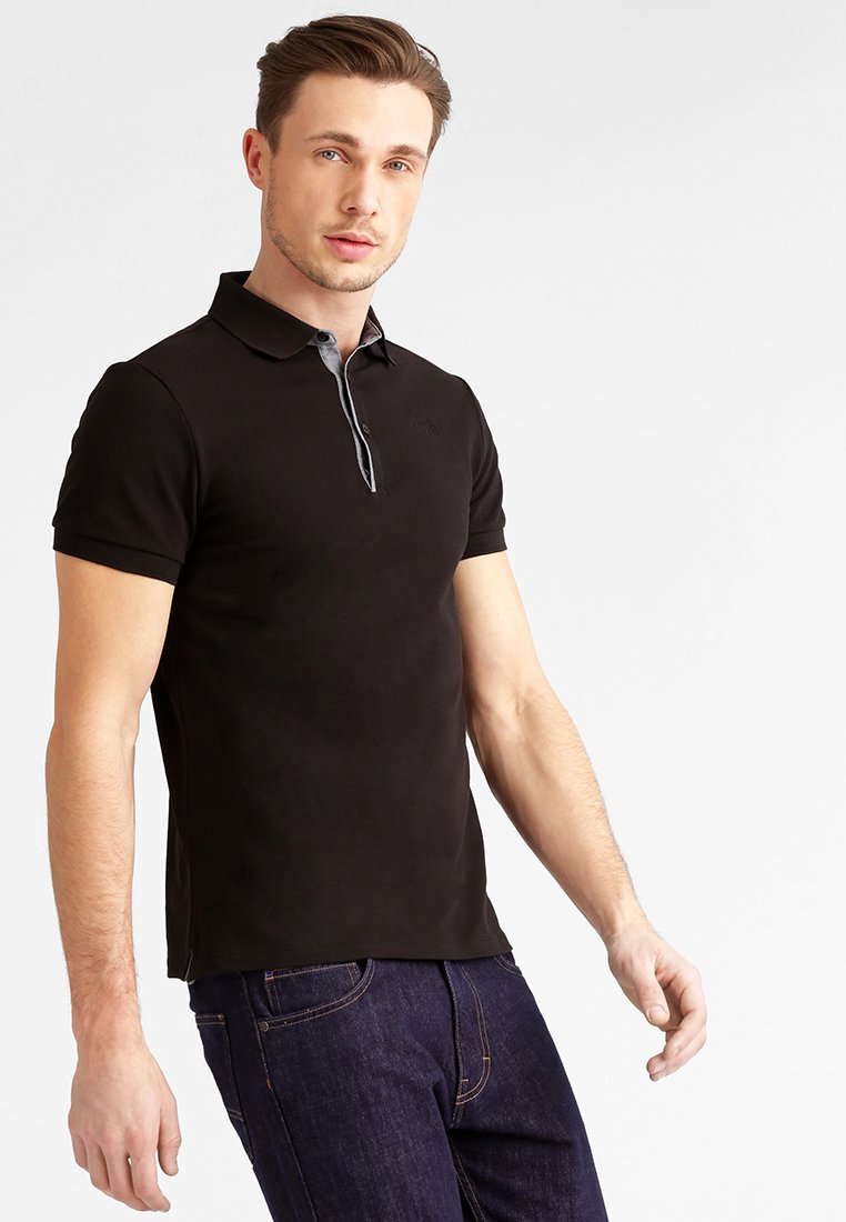 The North Face - Polo shirt - black