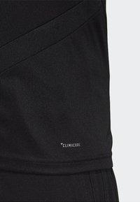 adidas Performance - TIRO 19 AEROREADY CLIMACOOL JERSEY - Print T-shirt - black - 5