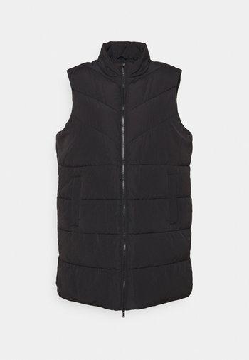 NMDALCON VEST - Waistcoat - black