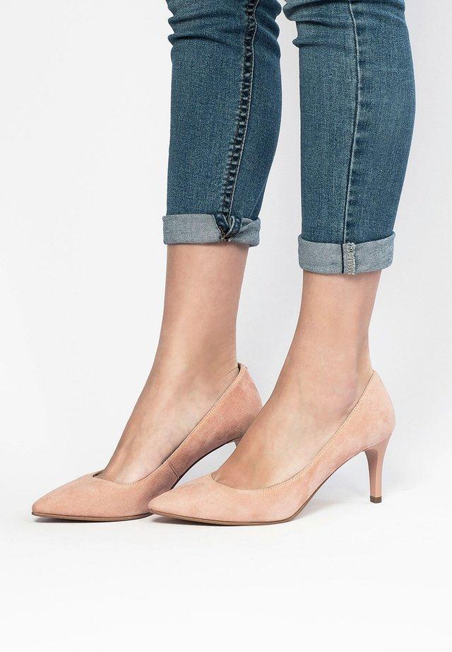 A TALONS - Classic heels - pink, pink