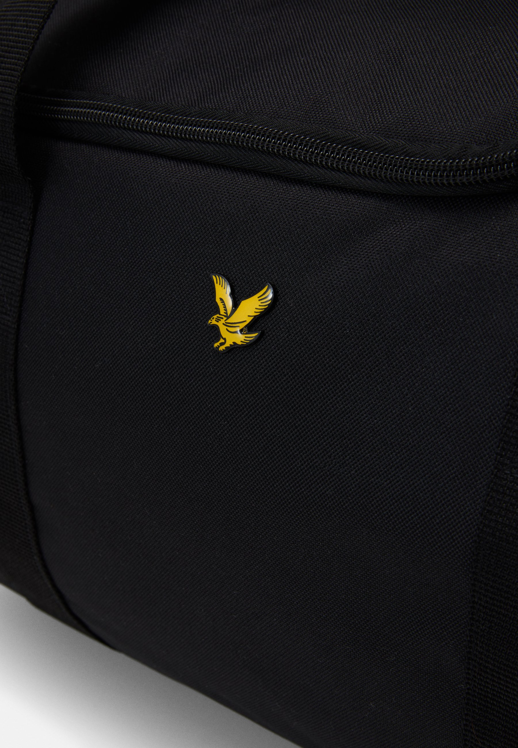 Lyle & Scott BARREL BAG - Treningsbag - true black/svart qPVP0DQHZSV95s0