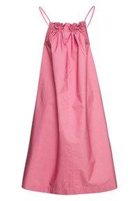 Rika - CORISCA DRESS - Vapaa-ajan mekko - cherry - 1
