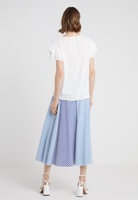 Bruuns Bazaar - LILLI RACHEL  - Blouse - snow white - 2
