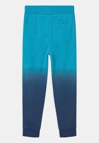 GAP - BOY DIP DYE  - Pantaloni sportivi - true cyan blue - 1