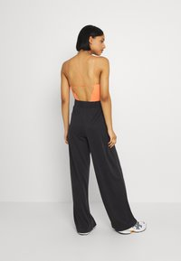 Monki - CLEO TROUSERS - Trousers - black dark - 2