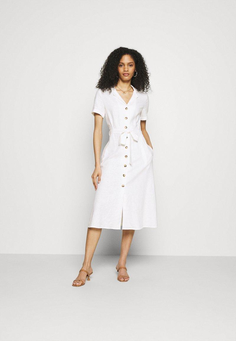 Esprit - Shirt dress - white