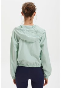 DeFacto - Light jacket - green - 2
