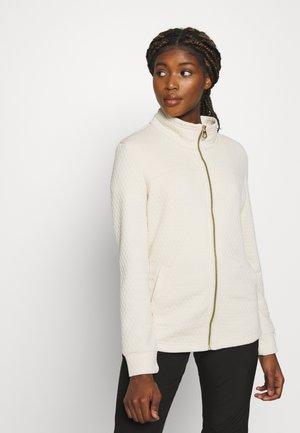 SULOLA - Training jacket - light vanilla