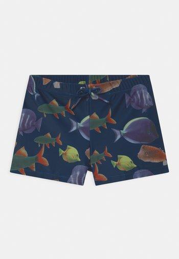 BOYS - Swimming trunks - dark blue