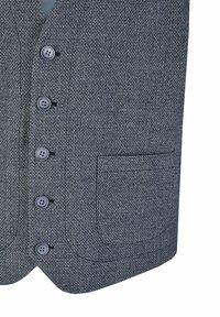 Calamar - Suit waistcoat - blue denim - 2
