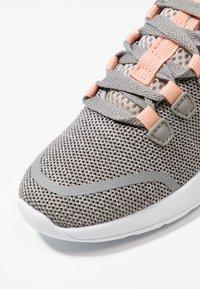KangaROOS - KF LOCK - Sneakers - vapor grey/dusty rose - 2