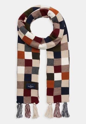 RUBIK SCARF - Foulard - multicoloured