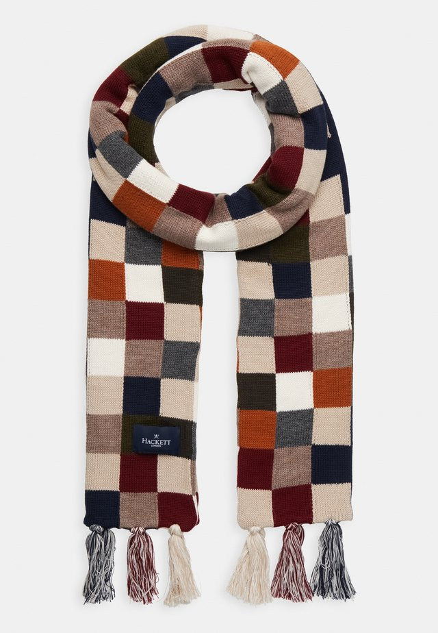 RUBIK SCARF - Chusta - multicoloured