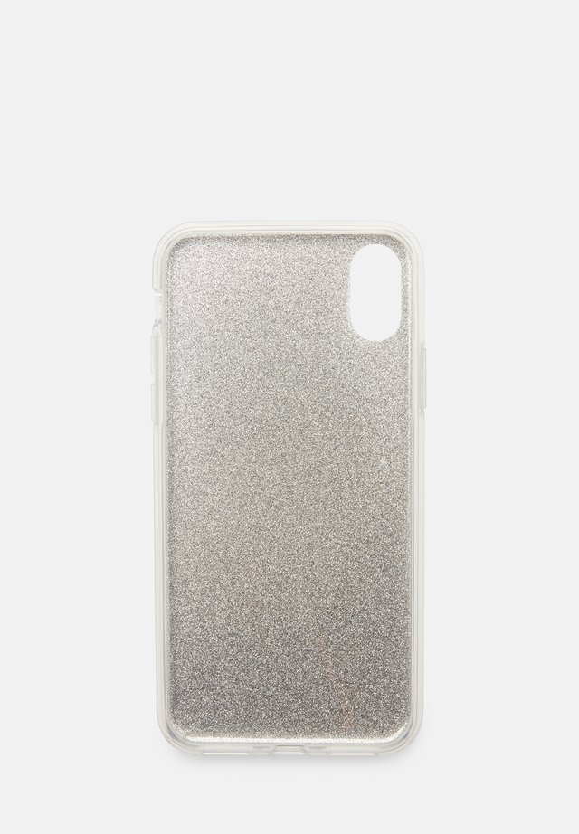 Phone case - warm metal