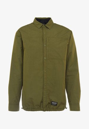 RIDGE LINED - Outdoor jacket - olive