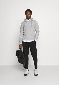 INDICODE JEANS - WILKINS - Sweatshirt - light grey mix - 1