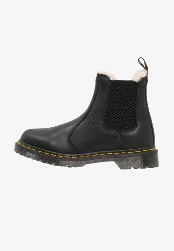 2976 LEONORE - Kotníkové boty - black