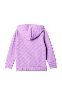 Steiff Collection - Zip-up hoodie - lavender mist - 1