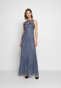 Lace & Beads - RALAH - Suknia balowa - dusty blue - 0