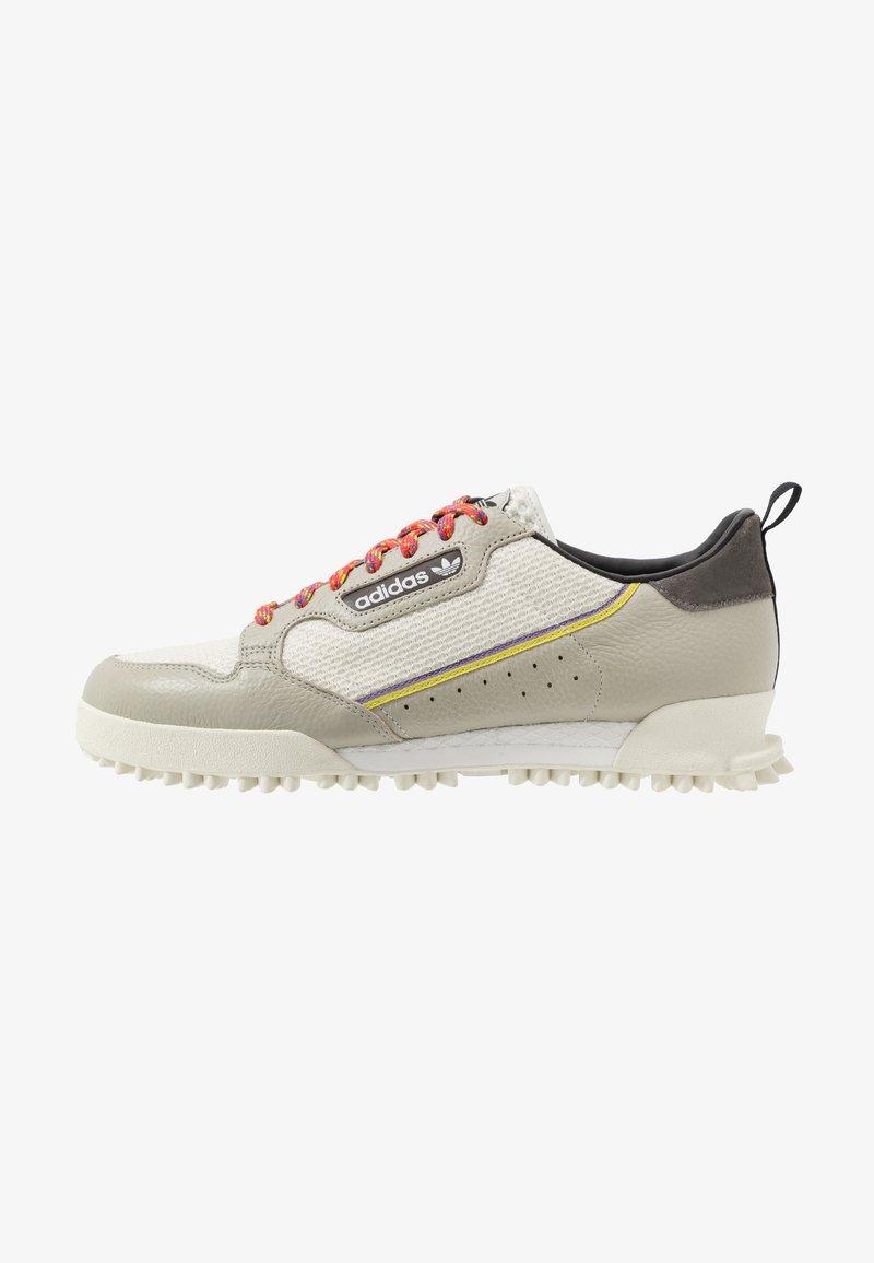 adidas Originals - CONTINENTAL 80 BAARA - Sneakers - sesame/orbit grey /core black