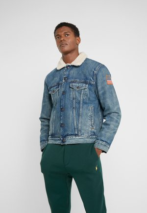 ICON TRUCKER JACKET - Light jacket - keighton