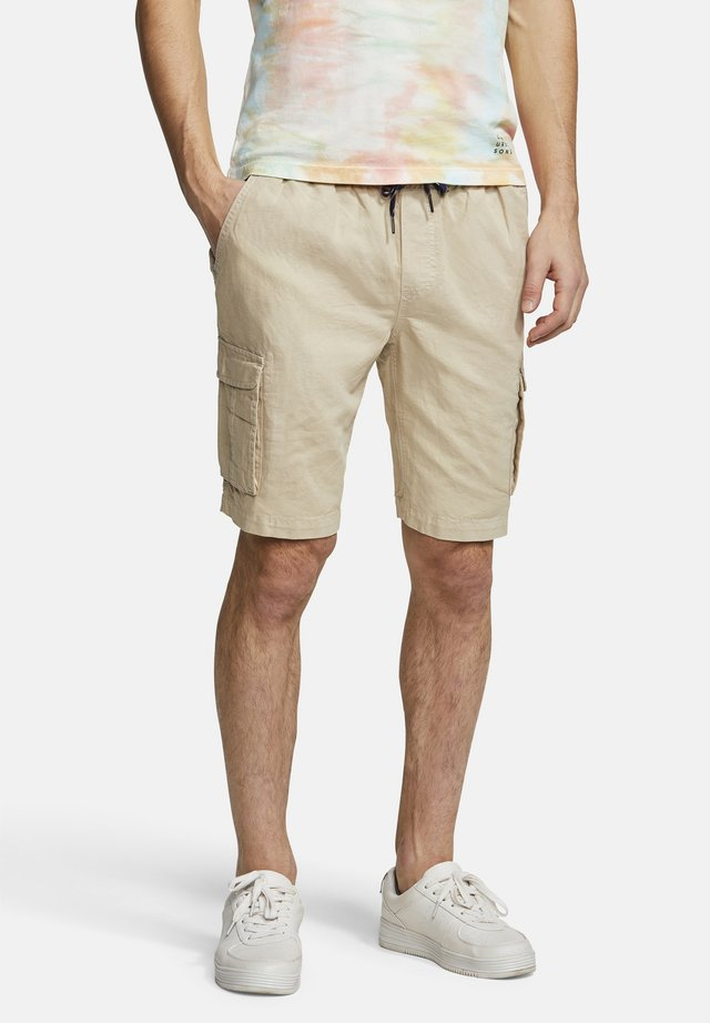 LUDOVIC - Shorts - humus