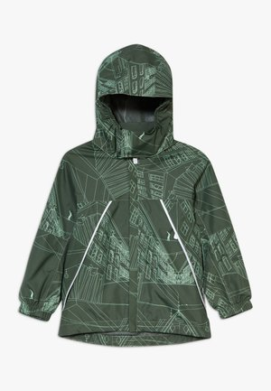 REIMATEC DRAGSVIK - Hardshell jacket - dark green