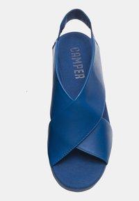 Camper - BALLOON - Sandaalit nilkkaremmillä - blau - 1