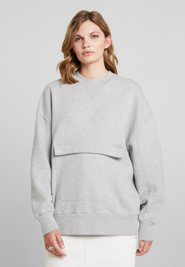BOJIN - Sweatshirt - grey
