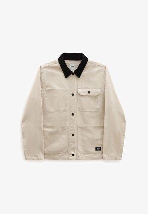 DRILL CHORE  - Summer jacket - beige