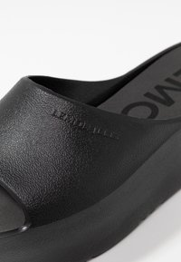LEMON JELLY - SUNNY - Heeled mules - black - 2