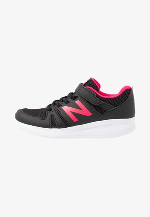 YT570GB - Zapatillas de running neutras - black/pink