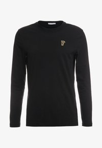 Versace Collection - Long sleeved top - nero/oro - 3