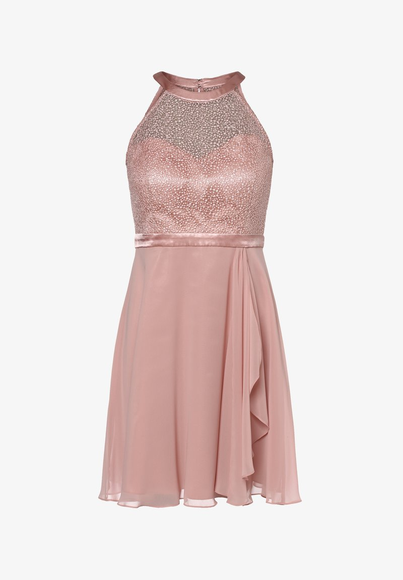 Cocktail dress / Party dress - rosa