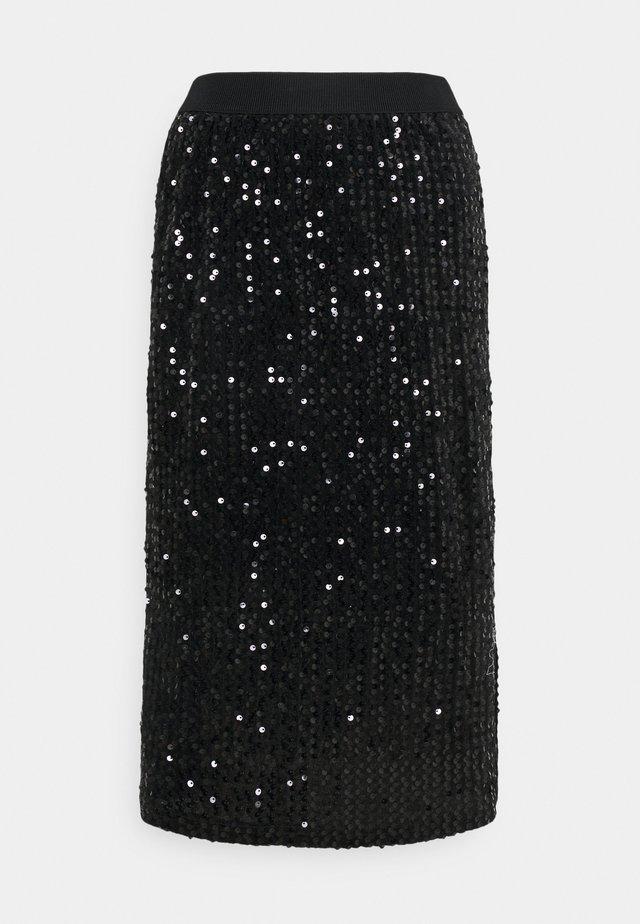 COLENE SKIRT - Pencil skirt - black