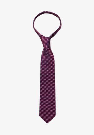Tie - blau/rot