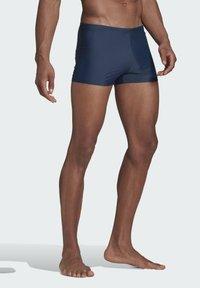 adidas Performance - BADGE SWIM FITNESS BOXERS - Swimming trunks - blue - 2