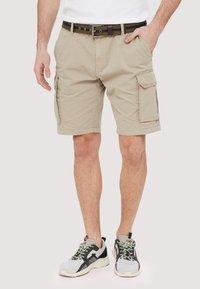 Napapijri - NORE - Shorts - beige - 0