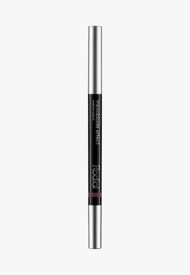 MICROBLADE EFFECT EYEBROW PENCIL 0,5G - Eyebrow pencil - dark ash brown