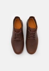 Timberland - JACKSON'S LANDING WP  - Lace-up ankle boots - rust - 3