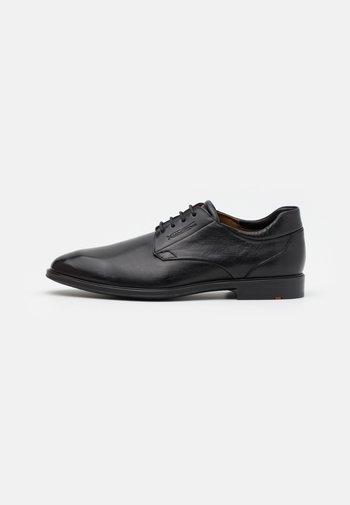 MOLTO - Šněrovací boty - black