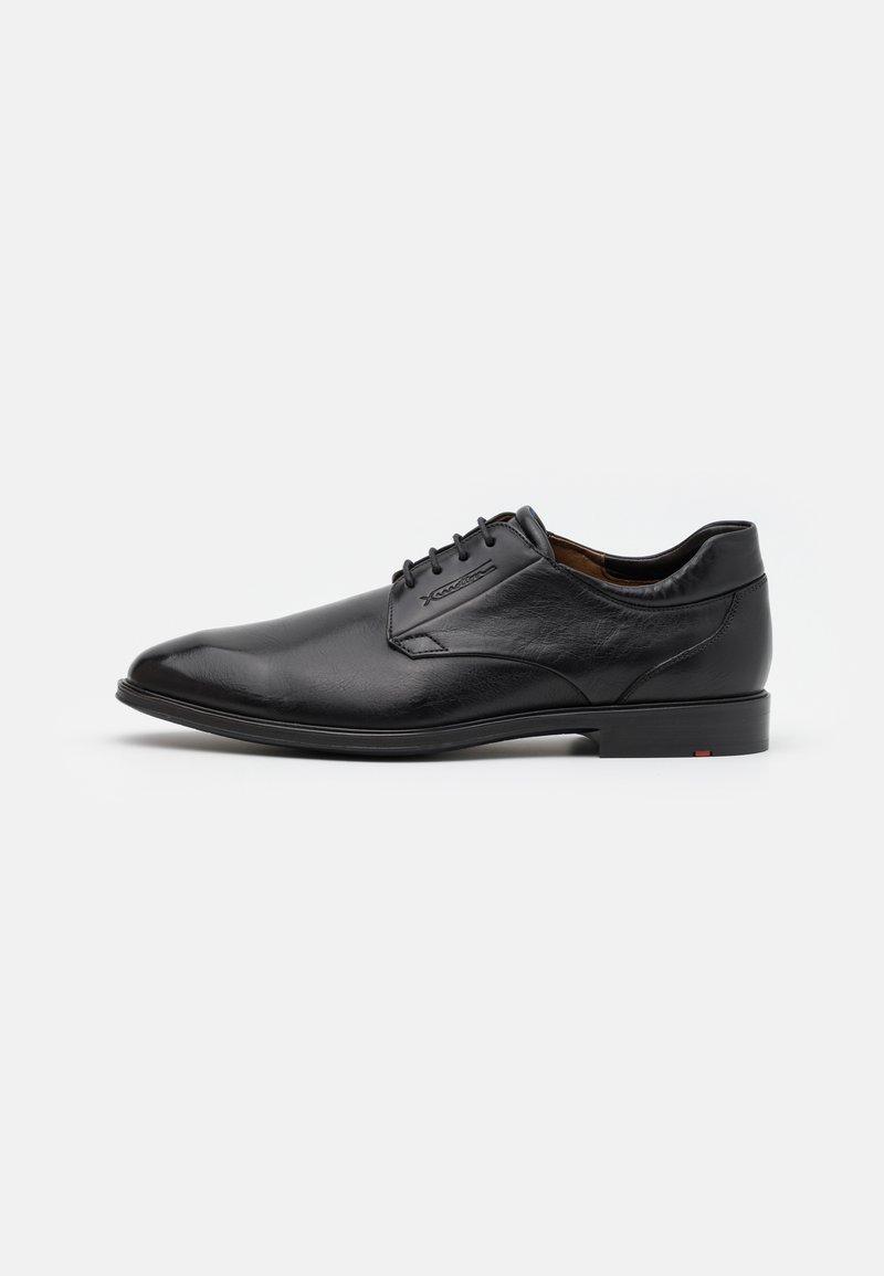 Lloyd - MOLTO - Šněrovací boty - black