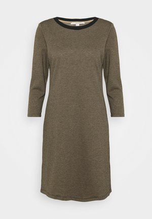 DRESS - Korte jurk - camel