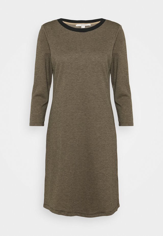 DRESS - Vestido informal - camel