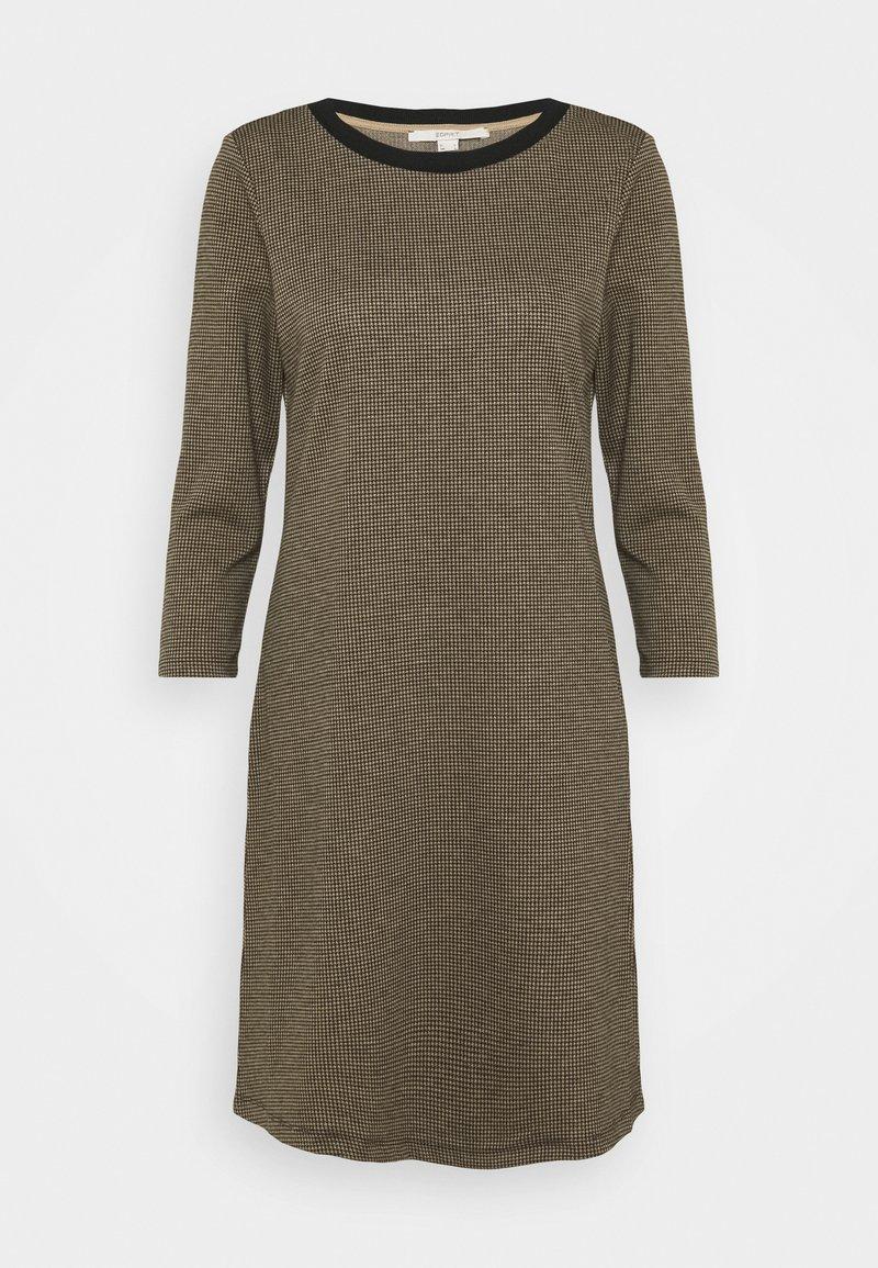 Esprit - DRESS - Day dress - camel