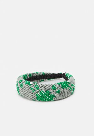 PATIA HAIRBRACE - Hair styling accessory - golf green