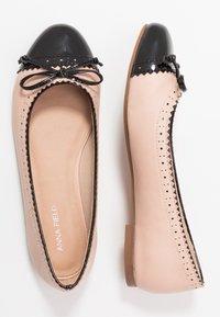 Anna Field - Ballerina's - light pink - 3