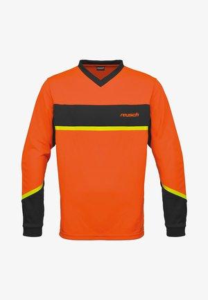 RAZOR  - Sports shirt - orng safety yellw